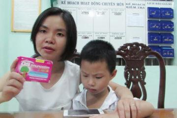 me Ngoc Hong