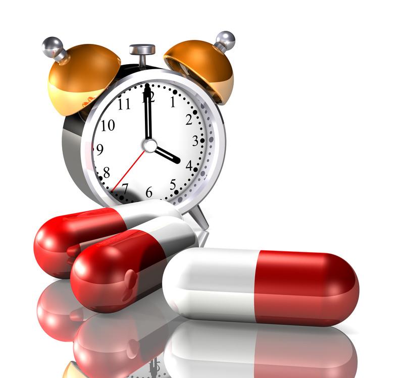 thời gian uống thuốc