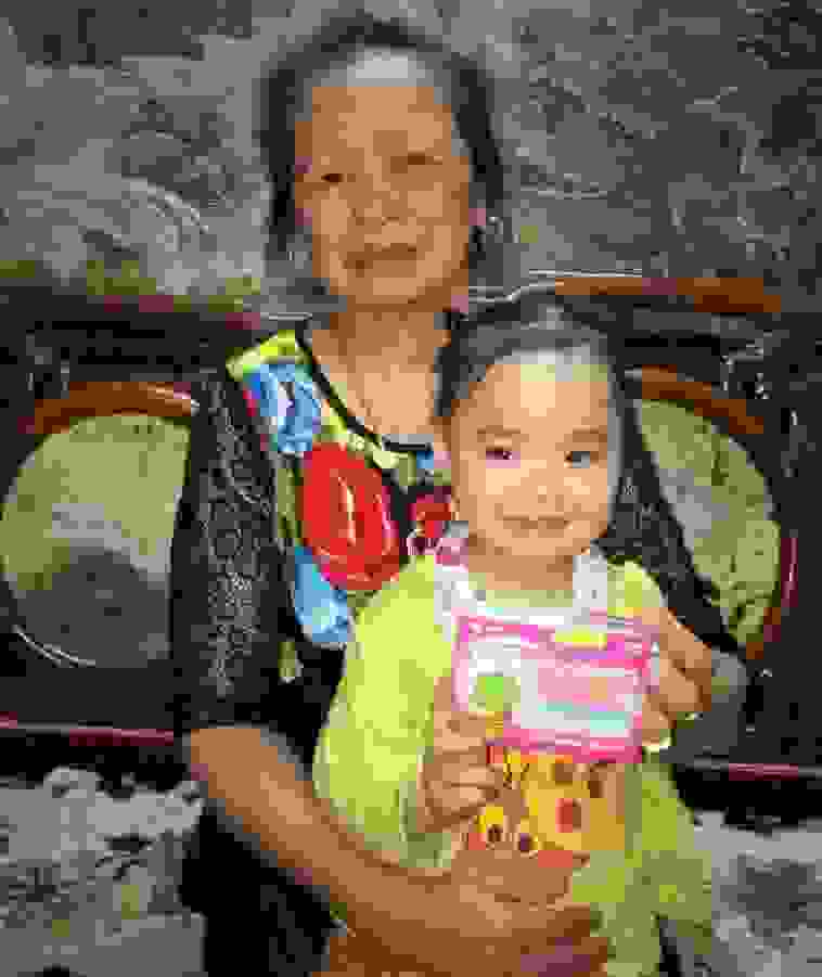 mẹ Cao Nga