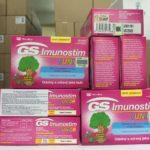 Vì sao GS Imunostim Junior là lựa chọn tốt nhất cho trẻ thường xuyên mắc bệnh hô hấp