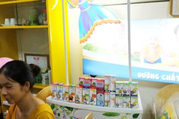 """GS Imunostim đồng hành cùng chương trình """"Hướng dẫn thực hành dinh dưỡng cho trẻ nhỏ"""""""
